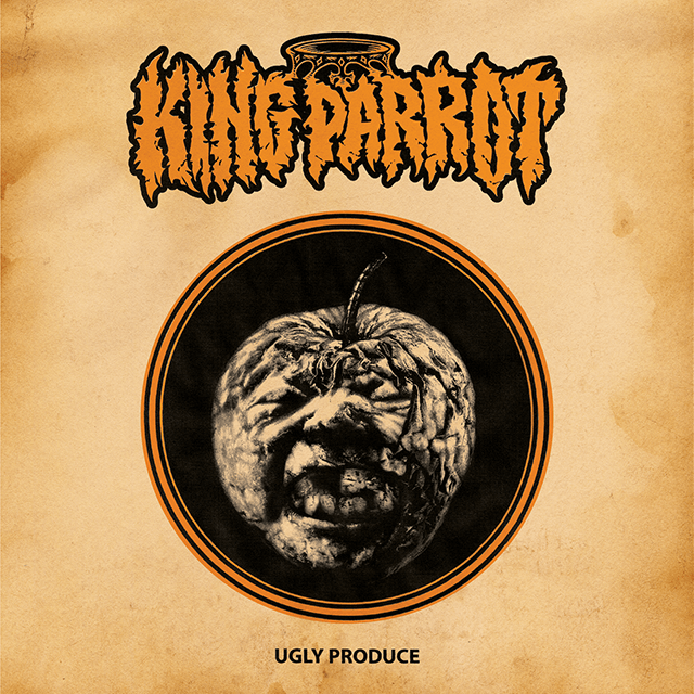 King Parrot - Ugly Produce album cover