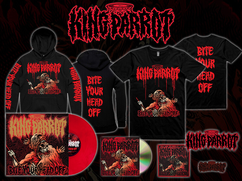 Bite Your Head Off 8th Anniversary Edition